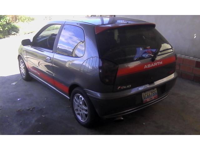 Fiat Palio 1.6 16V año 2000. Unico Dueño. Mantenimiento al día. - 2/6