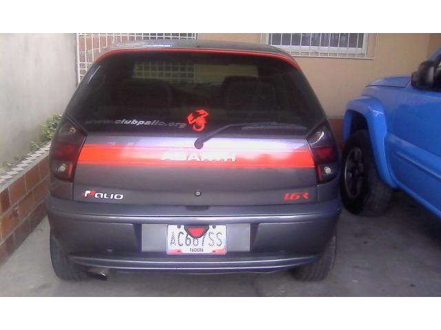 Fiat Palio 1.6 16V año 2000. Unico Dueño. Mantenimiento al día. - 5/6