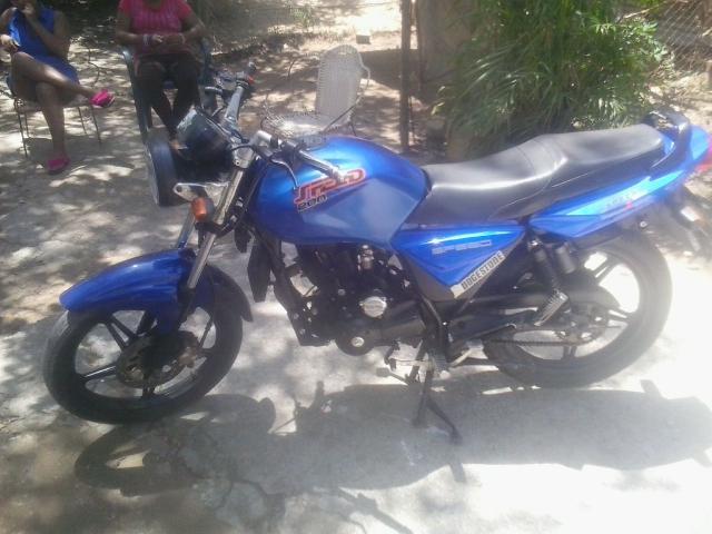 speed 200cc como nueva - 1/4
