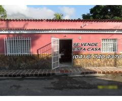 Vendo Casa en Mariara
