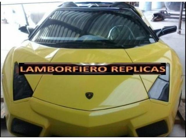 Ferrari, Lamborghini, Mercedes, Superautos Replicas - 1/6