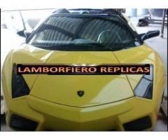 Ferrari, Lamborghini, Mercedes, Superautos Replicas - Imagen 1/6