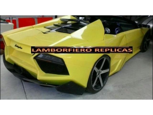 Ferrari, Lamborghini, Mercedes, Superautos Replicas - 2/6