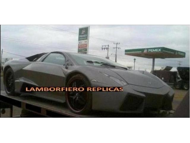 Ferrari, Lamborghini, Mercedes, Superautos Replicas - 3/6
