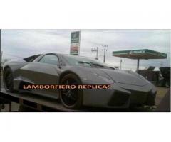 Ferrari, Lamborghini, Mercedes, Superautos Replicas - Imagen 3/6