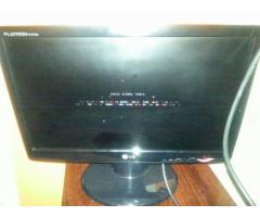 Vendo Monitor LG Nuevo 19 Pulgadas LCD Listo Para Usar