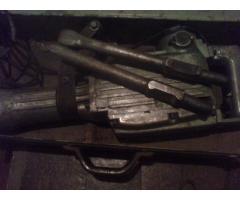 Remato Martillo Eléctrico Marca Hitachi Modelo H65 de 18 kg Usado