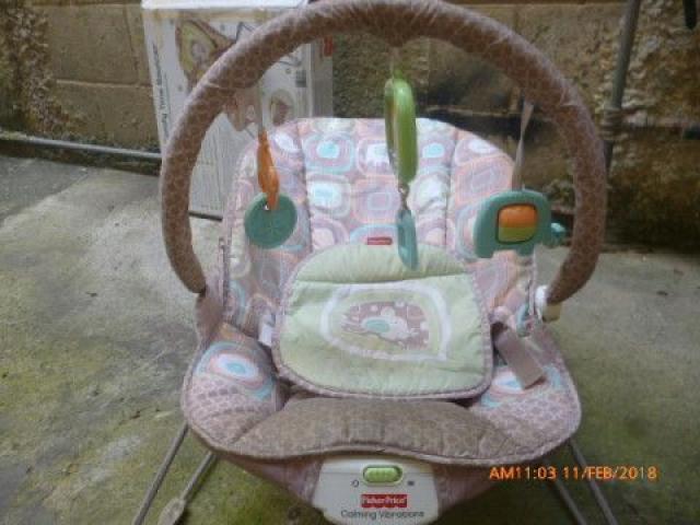 regalo silla mecedora por la compra de un coche - 1/6