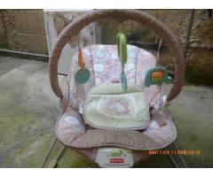 regalo silla mecedora por la compra de un coche