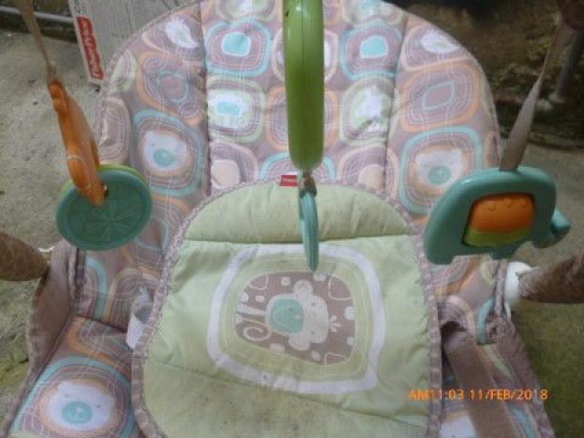 regalo silla mecedora por la compra de un coche - 2/6