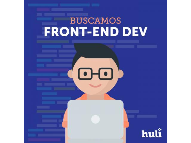 Front-End Developer - 1/1