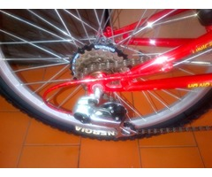 Bicicleta Montañera rin 20 (Rematando)