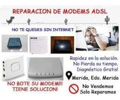 reparo tu monitor  y modem el mismo dia!!!! llame ya!