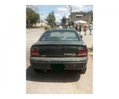 vendo mi Chrysler neon