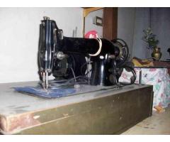 Máquina de Coser Industrial Singer modelo 31sv52, fabricada en 1943