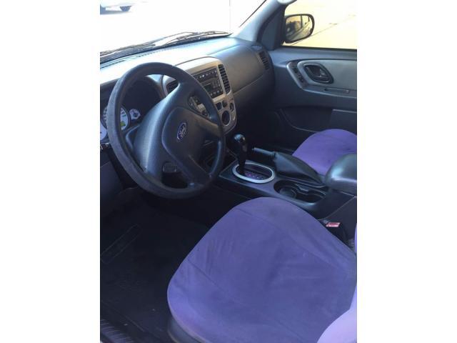 Ford Escape 2007 Automática - 5/6
