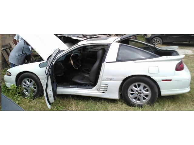 Mitsubishi Eclipse 1994 - 2/6