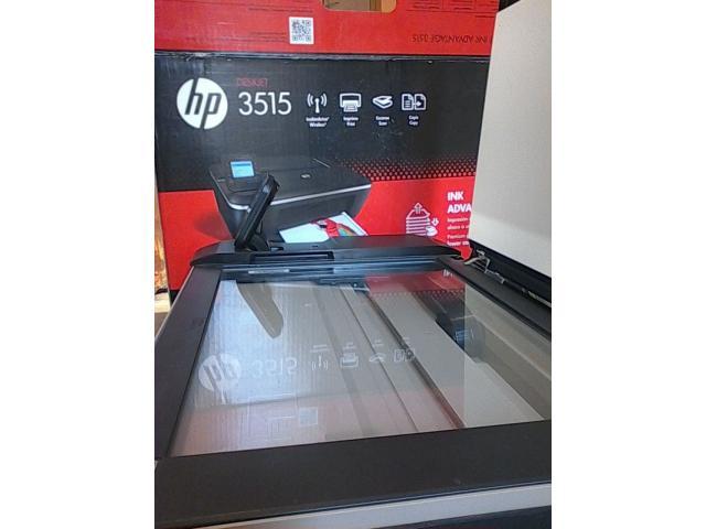 impresora hp - 3/4