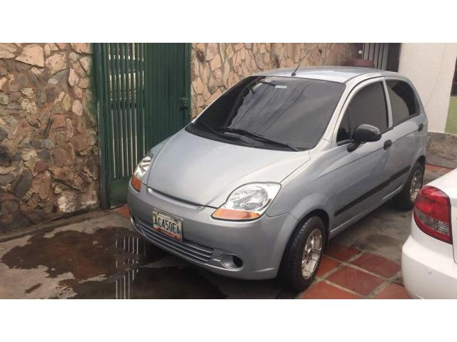 Vendo impecable Spark 2011 - 2/5
