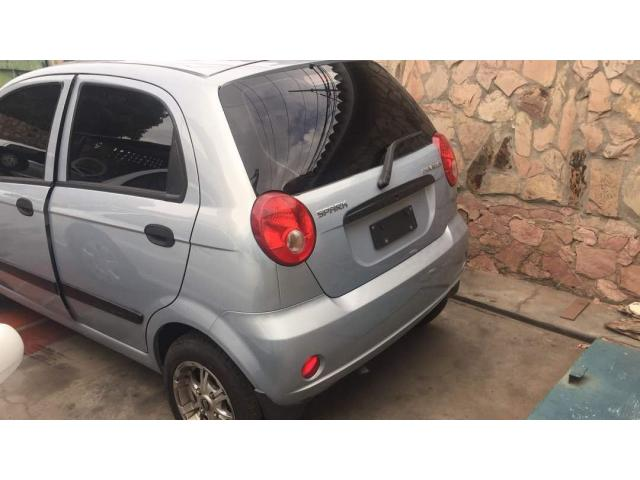Vendo impecable Spark 2011 - 3/5