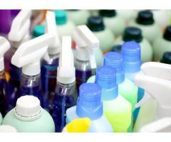 Lavaplatos, Jabón líquido, cloro, shampoo