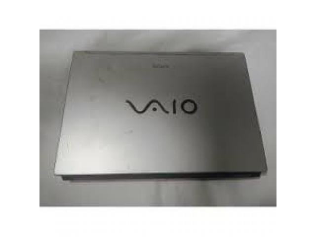 laptop siragon y sony vaio - 1/1