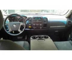 Chevrolet  Silverado doble cabina 2010