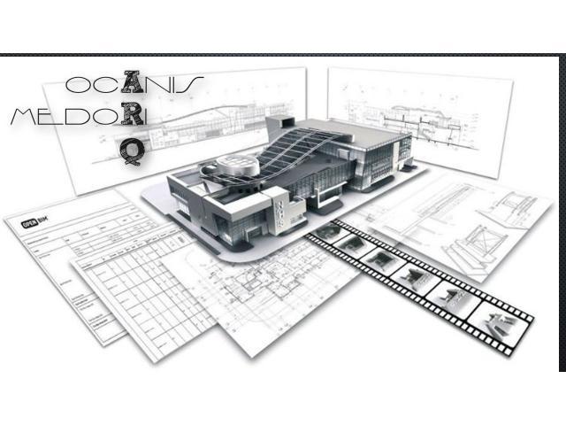 Arquitecto E Ingeniero, Proyecto Y Construcción - 1/6