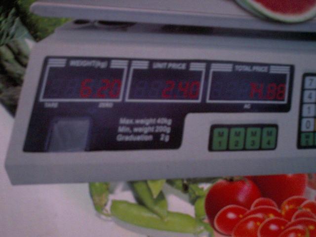 peso de 40 kls  nuevo  5 digitos - 2/2