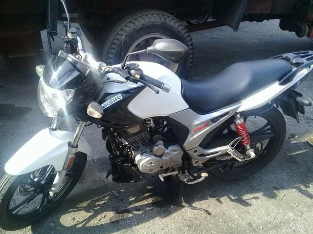 Se vende moto hj 150 Cool año 2013 - 1/5
