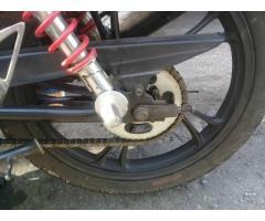 Se vende moto hj 150 Cool año 2013 - Imagen 4/5