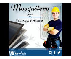 Fabrica De Mosquiteros Para Ventanas, Puertas Y Balcones - Imagen 1/6