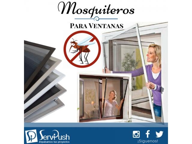 Fabrica De Mosquiteros Para Ventanas, Puertas Y Balcones - 2/6