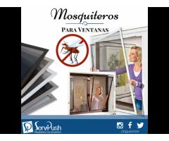 Fabrica De Mosquiteros Para Ventanas, Puertas Y Balcones - Imagen 2/6