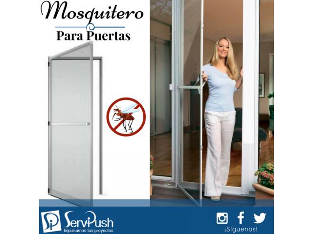 Fabrica De Mosquiteros Para Ventanas, Puertas Y Balcones - 3/6