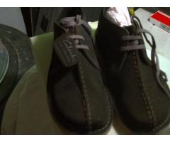 botas clarks de niño talla 33  nuevas