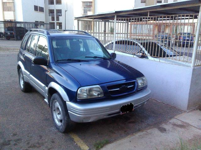 vendo gran vitara 2002 sincronica - 1/5