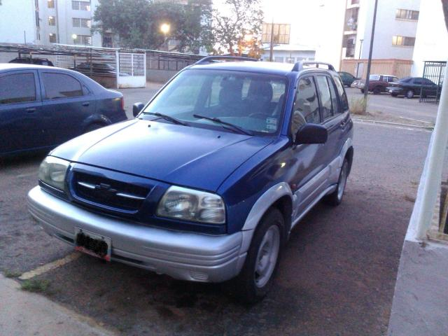 vendo gran vitara 2002 sincronica - 3/5