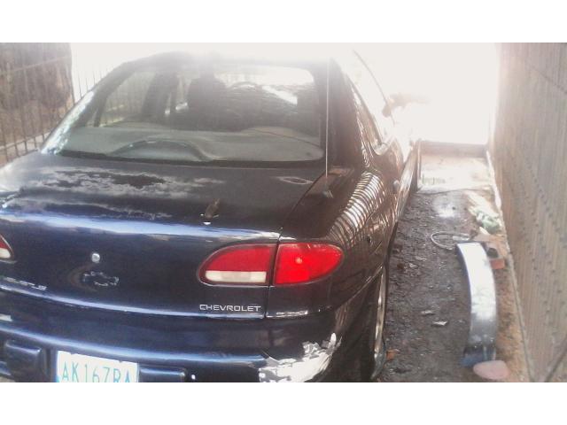 Cavalier automático 1998 Color azul marino. 200.000 kms. Ubicado en Maracaibo - 2/6