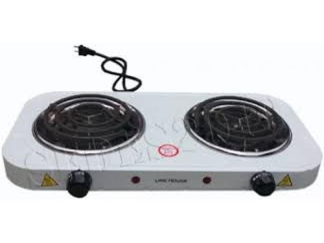 cocina electrica  2 hornillas - 1/1