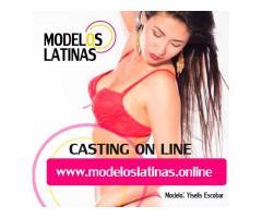 Casting Online para modelos