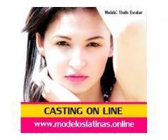 Eres modelo? buscas oportunidades? inscribete YA