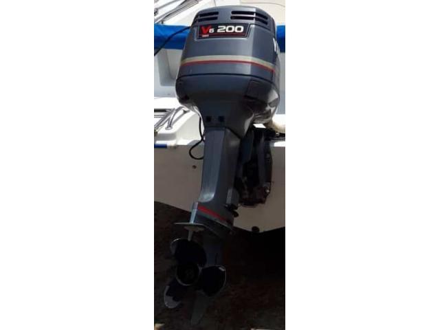 SE VENTE MOTOR YAMAHA 200 SALT WATER SERIES - 1/1