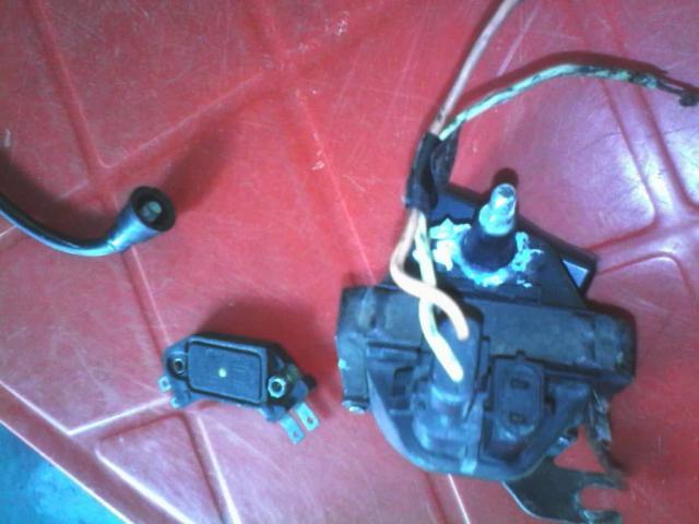 bobina y modulo de encendido electronico - 1/5