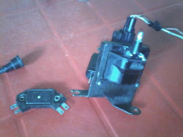 bobina y modulo de encendido electronico - 5/5