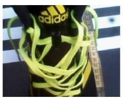 botas adidas  talla 43  nuevas - Imagen 2/2