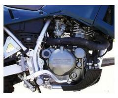 Motor 650cc de KLR Kawasaki, para repuesto o recambio en perfectas condiciones,