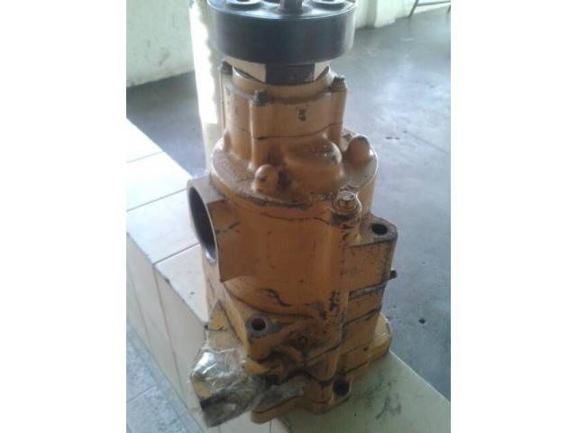 Bomba hidráulica de la caja del Tractor D9N Caterpillar - 4/6