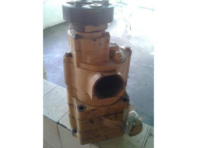 Bomba hidráulica de la caja del Tractor D9N Caterpillar - 5/6
