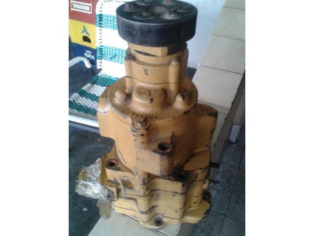 Bomba hidráulica de la caja del Tractor D9N Caterpillar - 6/6